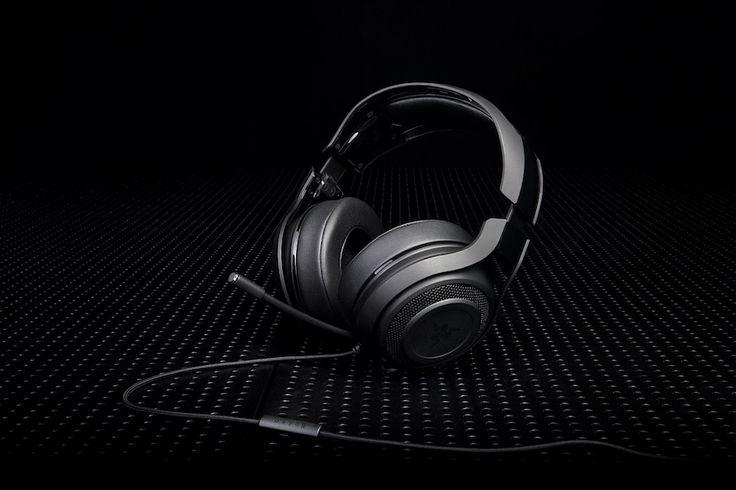 azer anunció el lanzamiento de sus nuevos auriculares Razer ManO`War 7.1…