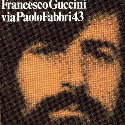 FRANCESCO GUCCINI, viaPaloFabbri43 (1 CD) 2007, EMI