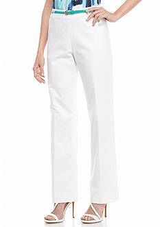 John Meyer Wide Leg Pants