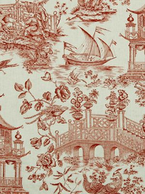 33 Best My Favorite Chinoiserie Fabrics Images On