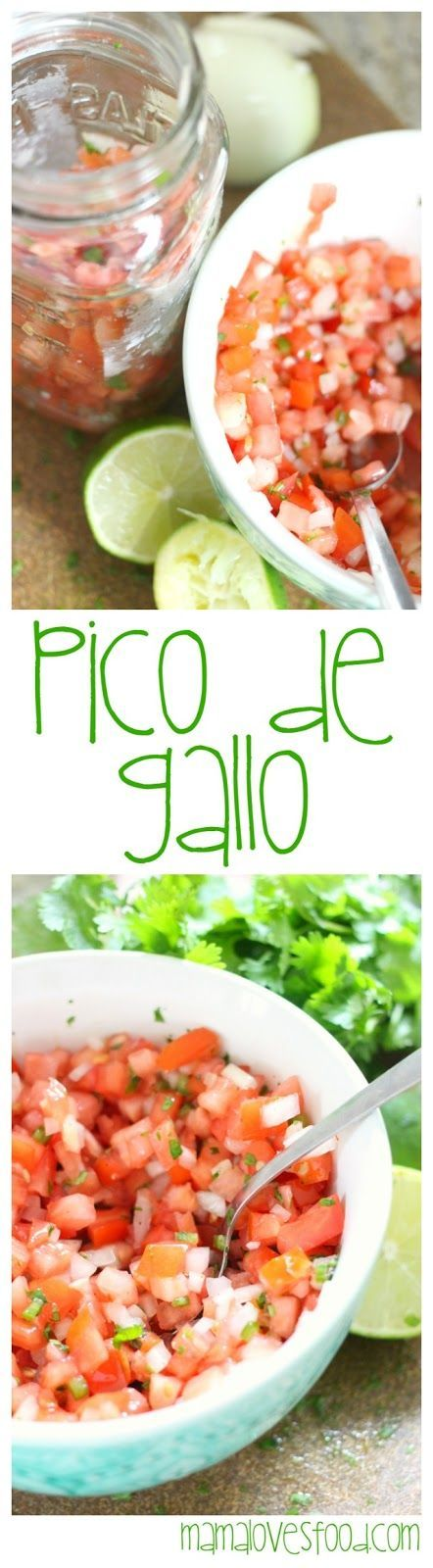 Pico de Gallo!  #ad #NaturallyClean