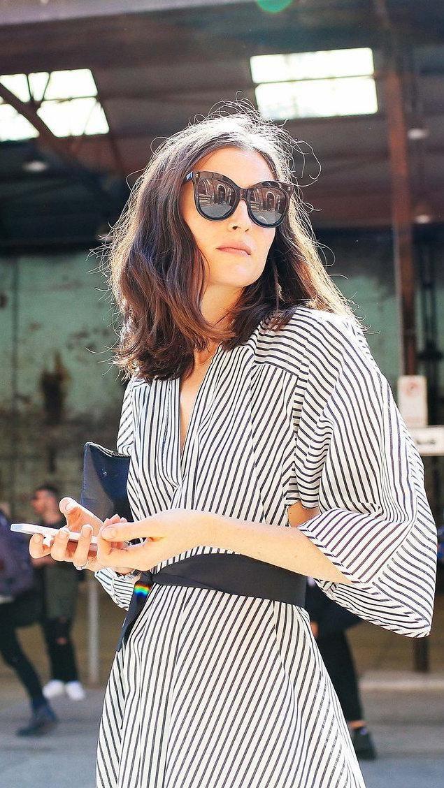 【ボーダー】#stripe #galore #fashion #ファッション #womens #ladies #レディース #OOTD #style #chic #outfit #outfits #coordinate #コーディネート #コーデ #ponte #ponte_fashion #spring #春 #summer #夏