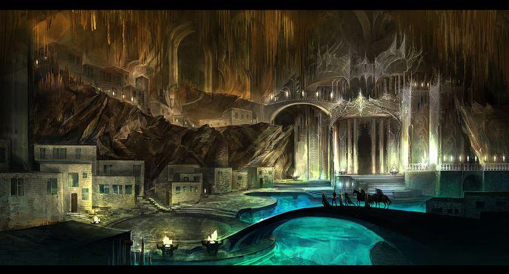 underground city - Google Search