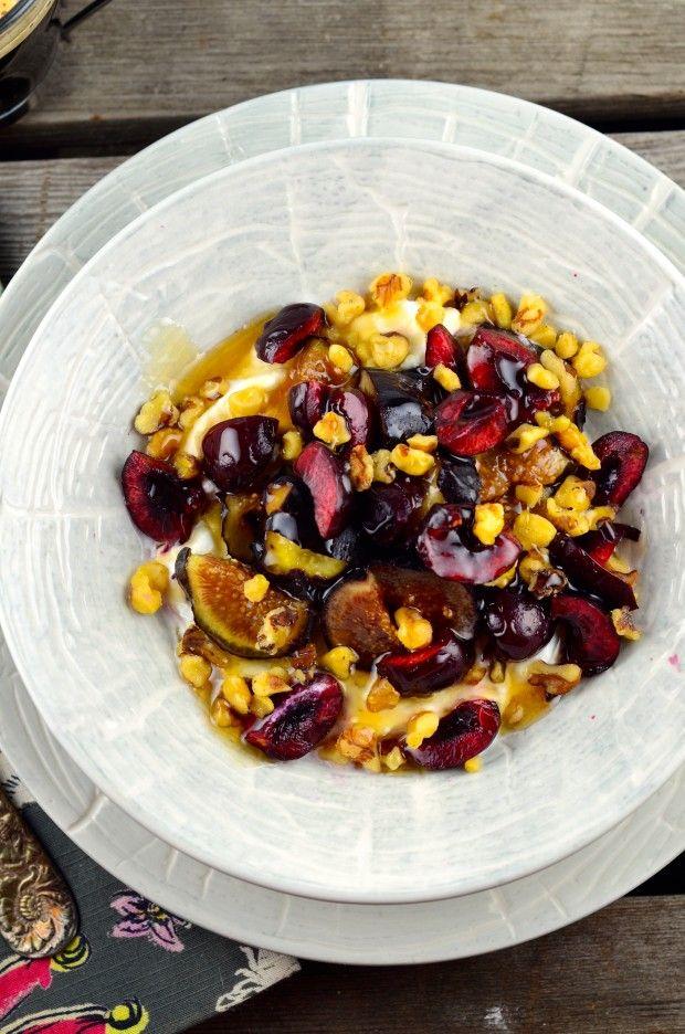 Summer Breakfast BowlGlutenfree Vegetarian