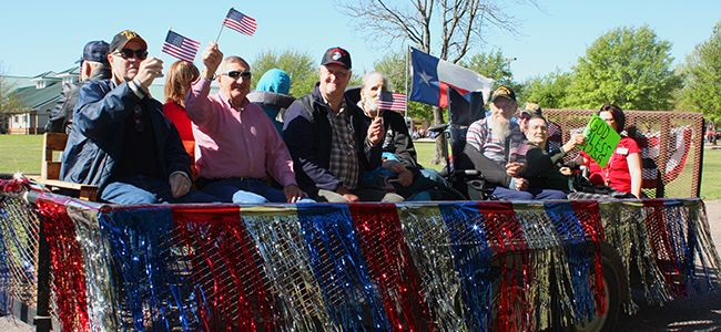 Texas Veterans Blog | Texas State Veterans Homes Celebrate Texas Vietnam Veterans Day