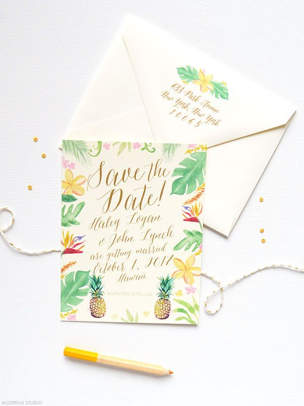 destination wedding save the dates and invitations%0A Destination Save the Dates