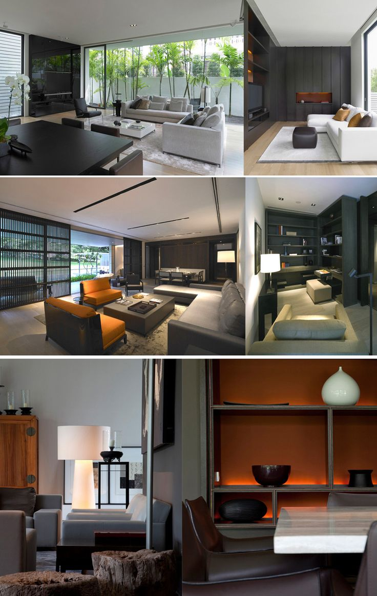 Modern Asian Interior With Natural Materials: 60 Best SCDA Images On Pinterest