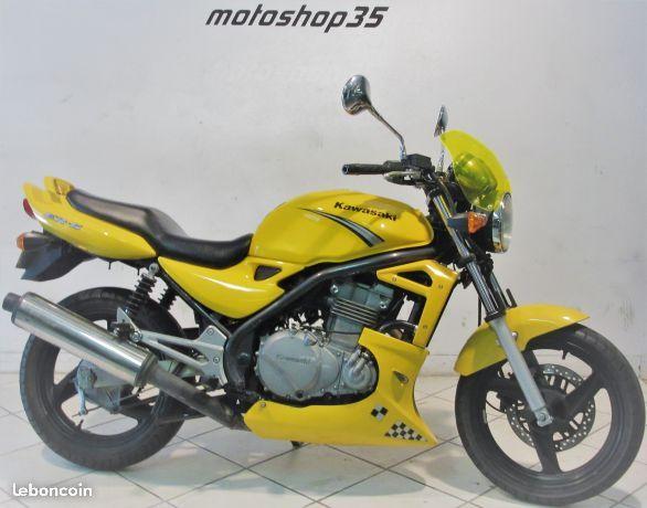 Kawasaki Er5 Permis A2 Motoshop35 Rennes Base Motorcycle