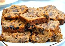 Bara Brith Recipe | No Welsh afternoon tea would ever be complete without this delicious fruity tea bread. Bara Brith literally means speckled bread.