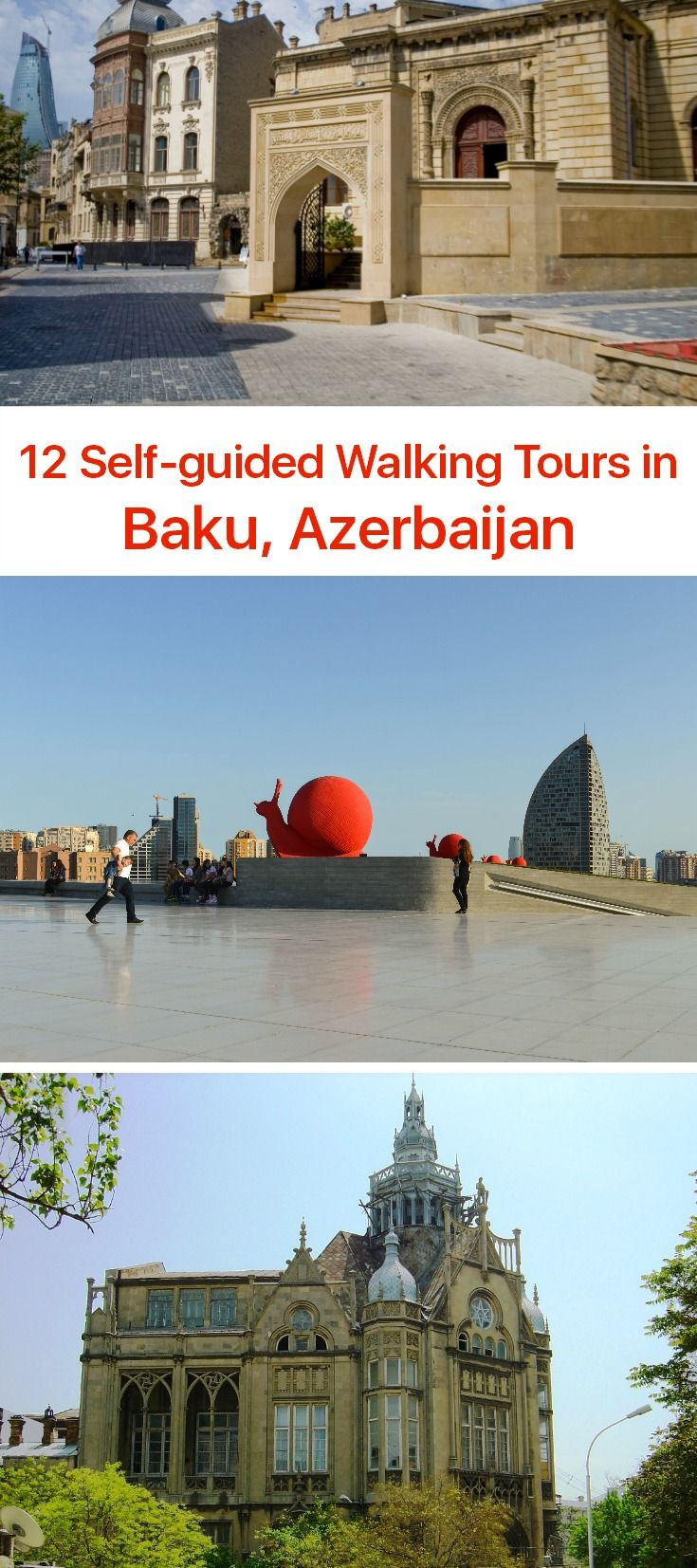 "Otherwise known as the ""City of Winds"", the capital of Azerbaijan Baku lies 28 meters below sea level. Baku is the largest and fastest developing city in the Caspian and Caucuses regions. The city's skyline is dominated by ultra-modern buildings emerged in recent decades."