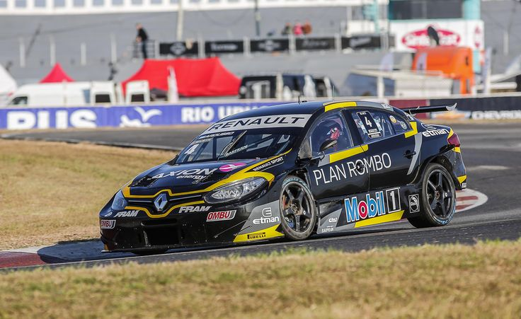 Renault Sport, rumbo a La Pampa