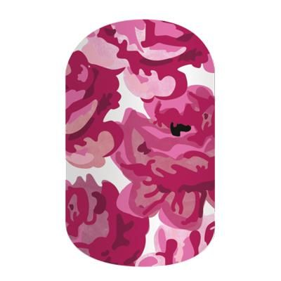 February = Serendipity; This matte finish nail wrap is both eye-catching and understated! Jamberry Nail Wraps