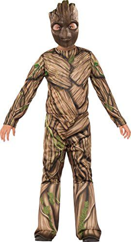 Rubies Costume Guardians of The Galaxy Vol 2 Groot Costume Multicolor Small ** Want additional info? Click on the image-affiliate link. #Guardiansof the Galaxy