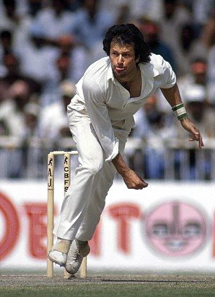 Imran Khan. Pakistans most successful cricket captain, leading his country to victory at the 1992 Cricket World Cup, playing for the Pakistani cricket team from 1971 to 1992, and serving as its captain intermittently throughout 19821992. At the age of 39, Khan led his team to Pakistans first and only World Cup victory in 1992. With 3807 runs and 362 wickets in Test cricket, he was inducted into the ICC Cricket Hall of Fame on 14 July 2010 #cwc15