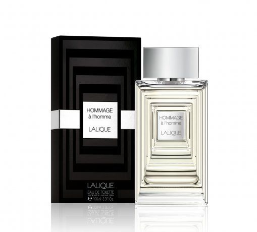 Hommage A L'Homme from Lalique