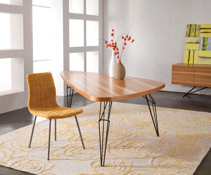 LEM Triangle Dining Table By Peter Saloom For Furniture