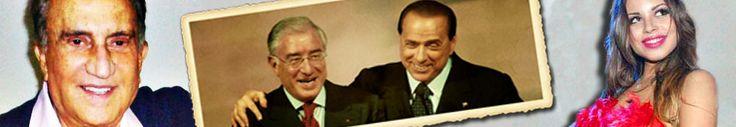 Informazione Contro!: Fede, Berlusconi e la mafia - Ecco l'audio Sul Rub...