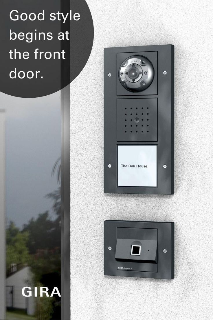 Know what to expect the Gira door station [Video] in