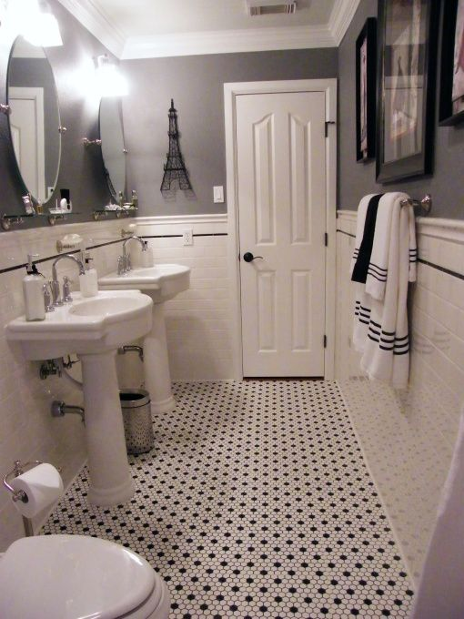 Parents Bathroom On Pinterest House Plans Design And Wall Colors