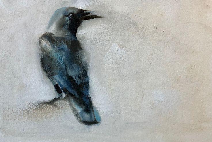 Crow by Julie Brunn