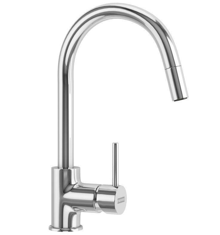 franke aria pull out nozzle kitchen sink mixer tap chrome 24590. Interior Design Ideas. Home Design Ideas