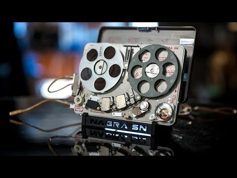 Show and Tell: Vintage Nagra Spy Recorder - YouTube