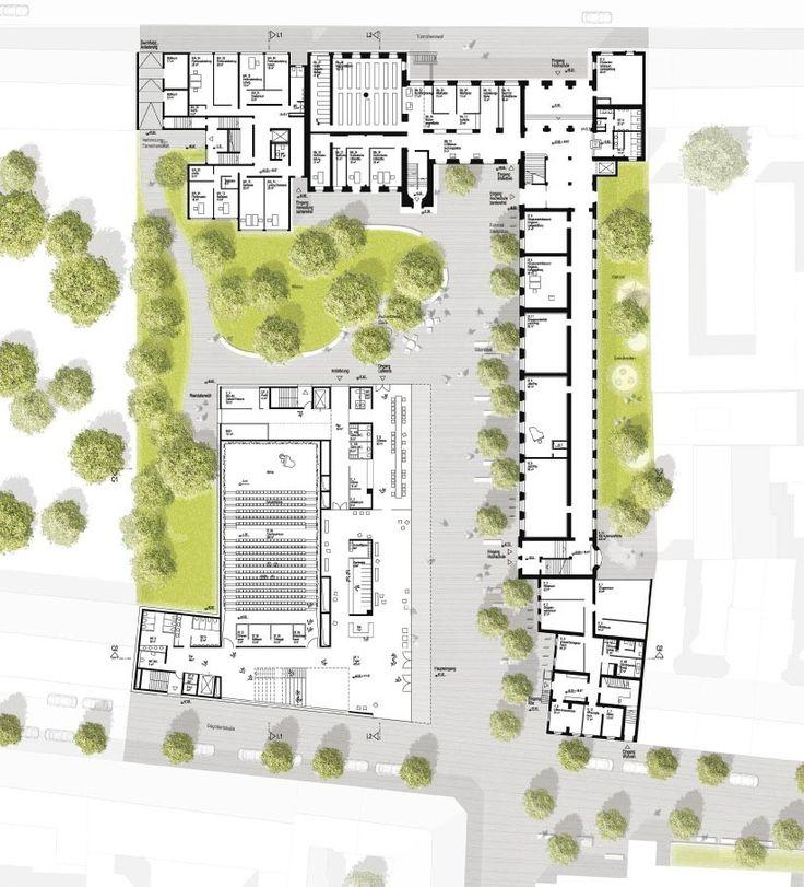 863 Best Images About Archi-plan On Pinterest | Architecture Ba D And Site Plans