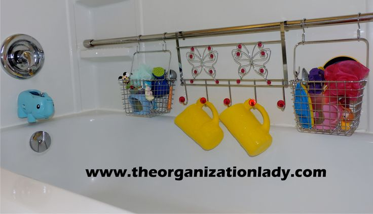 9 Best Images About Bath Toy Organizers On Pinterest