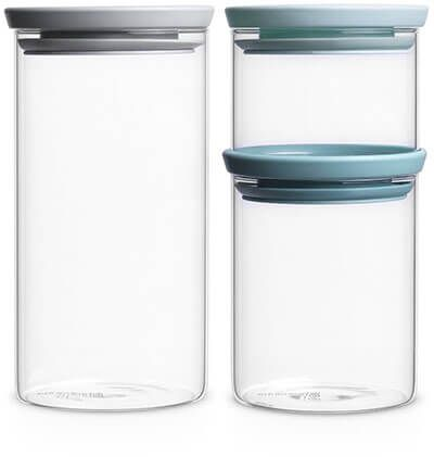 Glass Containers With Lids For Food Storage Magnificent 20 Best Top 20 Best Glass Food Storage Containers In 2017 Reviews Inspiration Design