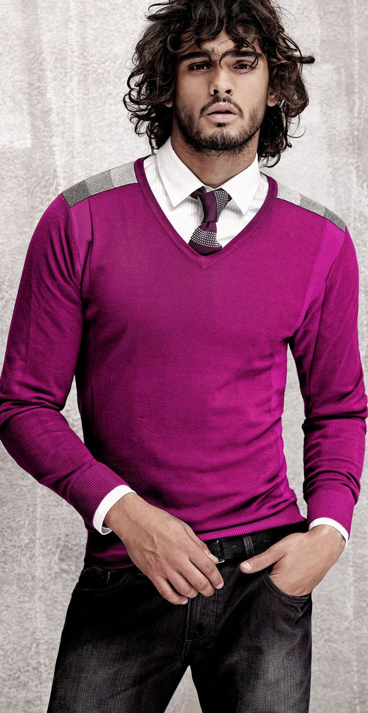 68 best NBCF Real Men Wear Pink images on Pinterest | Men clothes ...