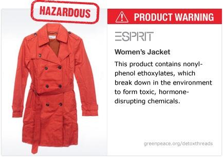 Esprit jacket   #Detox #Fashion