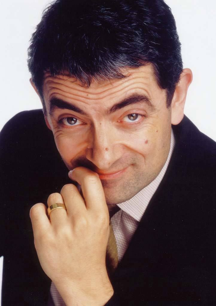 Who is Rowan Atkinson