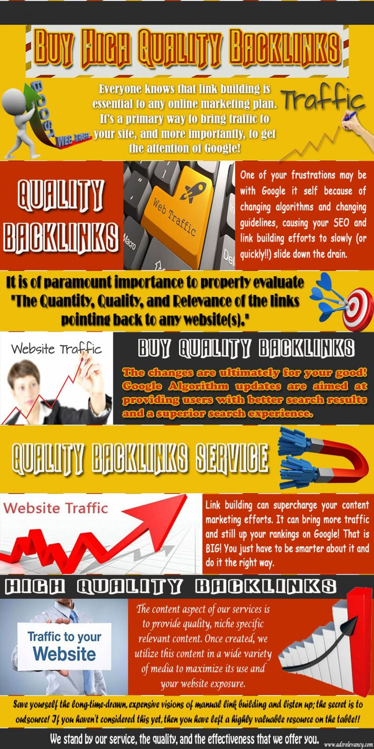 Browse this site https://www.adsrelevancy.com/ for more information on Buy High Quality Backlinks. Getting high rankings in Google and therefore making more cash requires that you Buy High Quality Backlinks, and the easiest way to achieve that is by using a legitimate service that you could trust. Backlinks providers come in all shapes and sizes. Follow Us : https://buyhighqualitybacklinks.wordpress.com/2015/06/03/buying-twitter-followers/