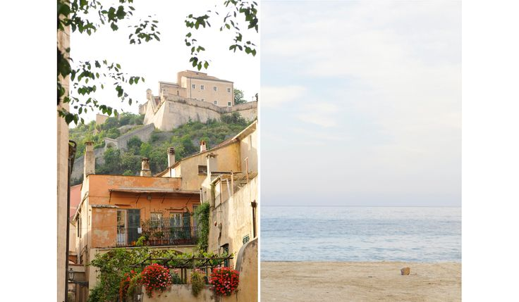 exploring the street and beachlife of Finale Ligure, Italy