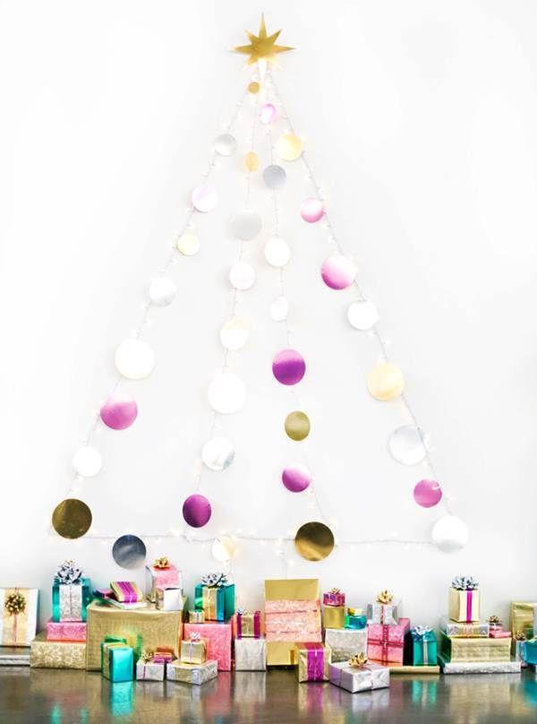 Árboles de Navidad diferentes