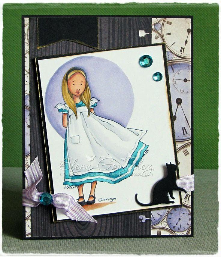 Alice (Mo Manning image) by Elena G.