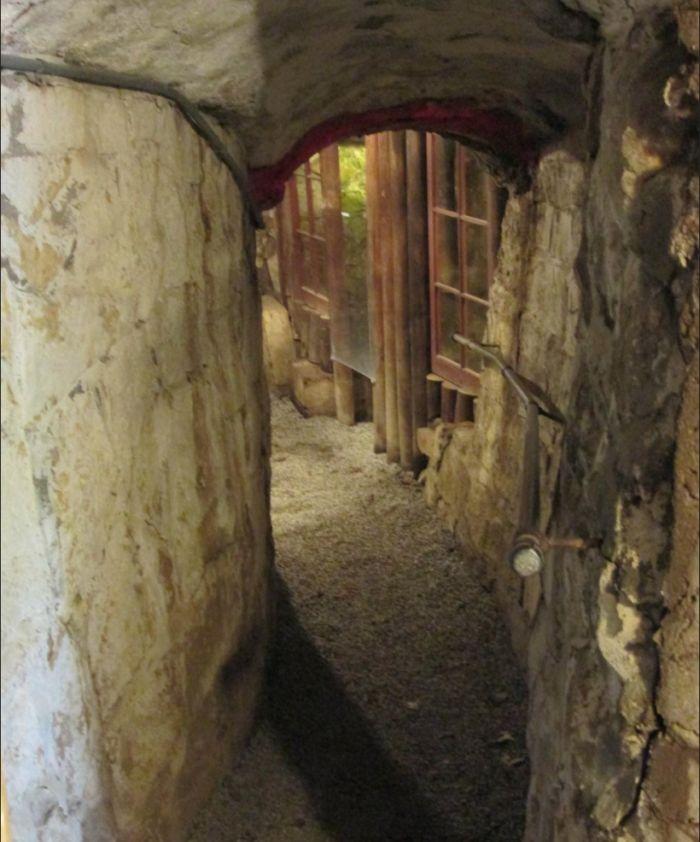 8. Mayhew Cabin and John Brown's Cave, Nebraska City