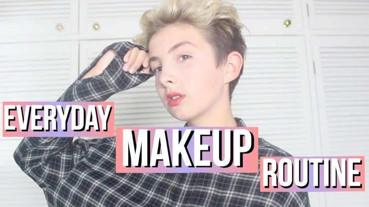 Pin for Later: 10 Beauty Boys Who Will School You on Glam Makeup Looks LookingForLewys