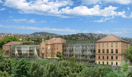 Buda egyik legértékesebbnek tartott 12,6 hektáros területét, az Akadémia Parkot 10,1 milliárd forintért egy svéd projektcég vásárolta meg.