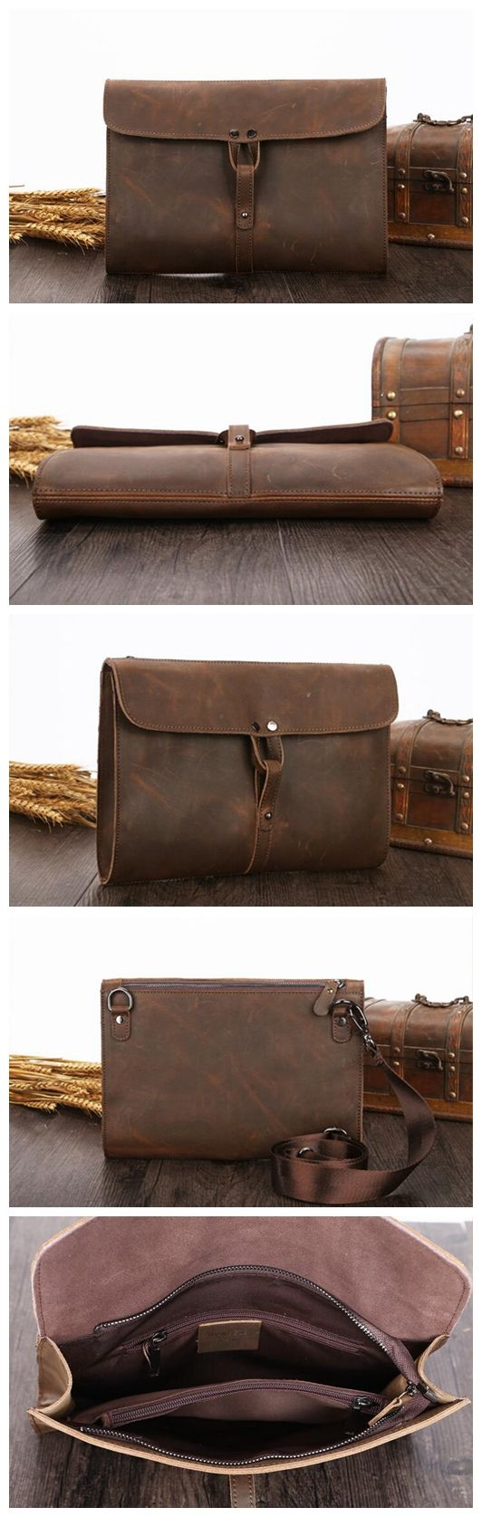 25  Best Ideas about Leather Bags Handmade on Pinterest | Leather ...