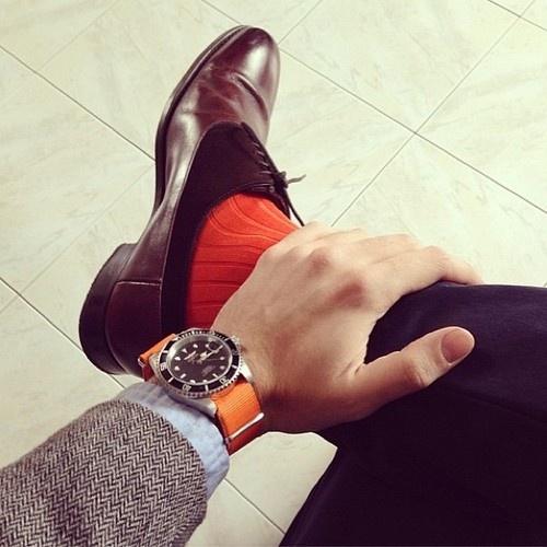 Orange Accessoires