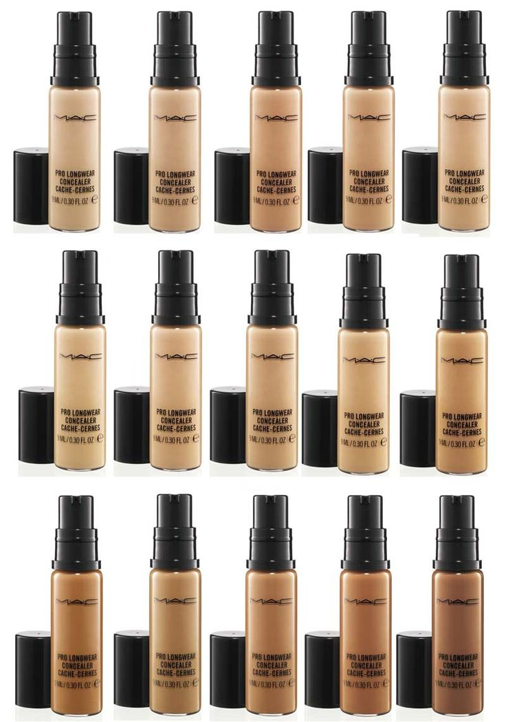 MAC Pro Longwear Concealer (Necessary Beauty: Review of MAC Pro Longwear Collection)