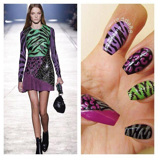 Versace at Milan Fashion Week Spring RTW 2016