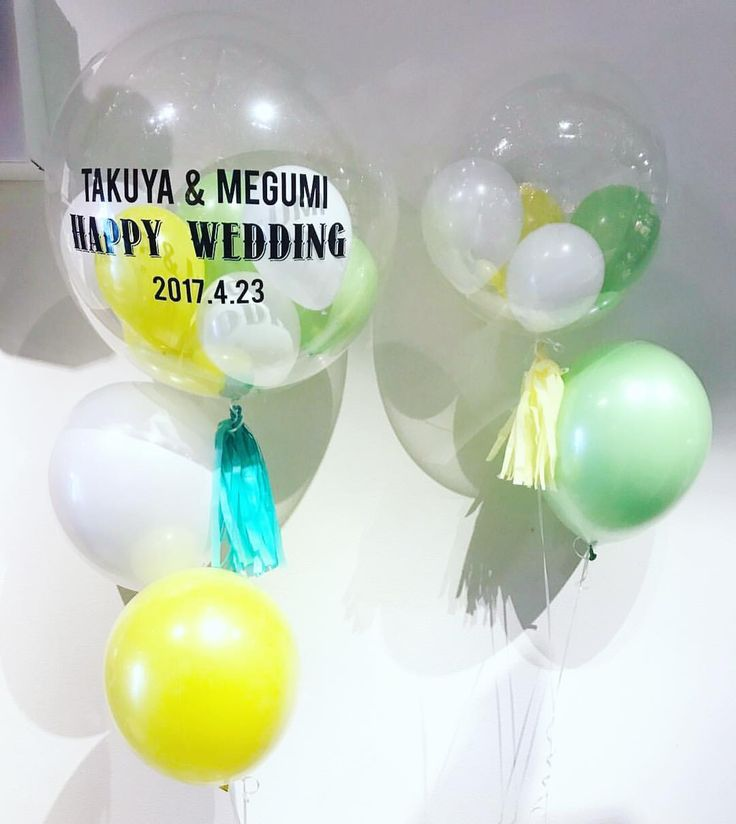 新緑の季節に、グリーンが鮮やかなバルーン電報です アシンメトリーなバルーンパフェ、メッセージバルーンがより引き立ってとてもおしゃれです✨  #balloons #gift #fringeballoon #tassel #bigballoon #messageonballoons #wedding #theballtokyo #ウェディング #ウェディングバルーン#プレ花嫁#文字入りバルーン #フリンジバルーン#ギフト#バルーン電報#バルーンパフェ