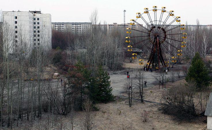 Chernobyl – Ucrania Foto Next Culture