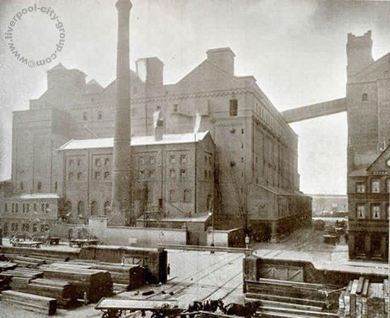 Liverpool, history, liverpool-history-l20-bootle-old-bootle-docks-c1900