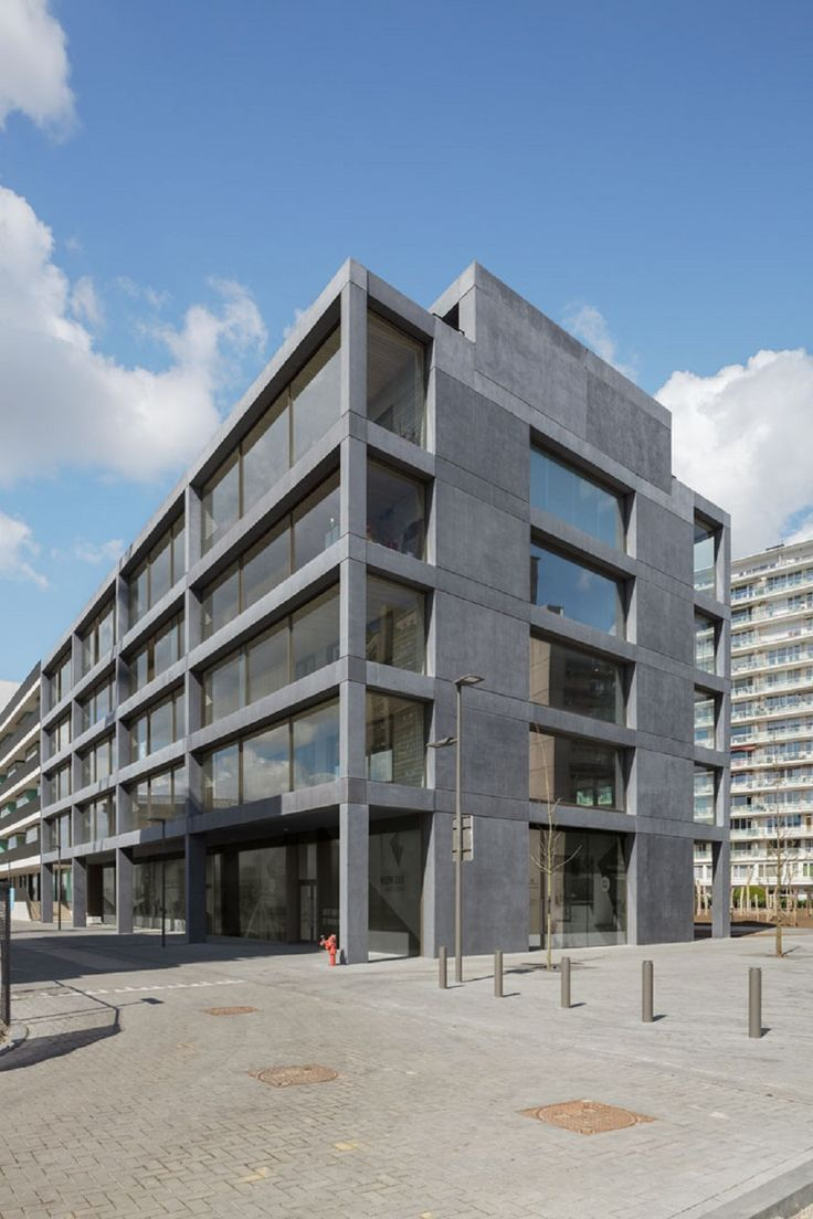 search for the flemish apartment building belgium is a country with a less strong link with modernism and rationalism in the century compared to others in - Concrete Apartment 2016