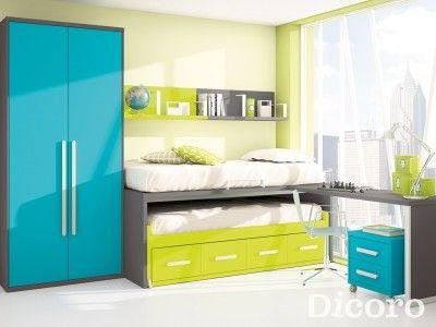 encuentra este pin y muchos ms en grandes ideas para espacios chicos de camas compactas dreams