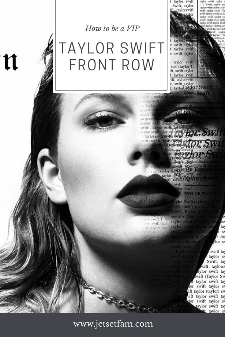 244 best the jetset family blog images on pinterest back row how to sit front row vip at taylor swift dont be stuck in kristyandbryce Images