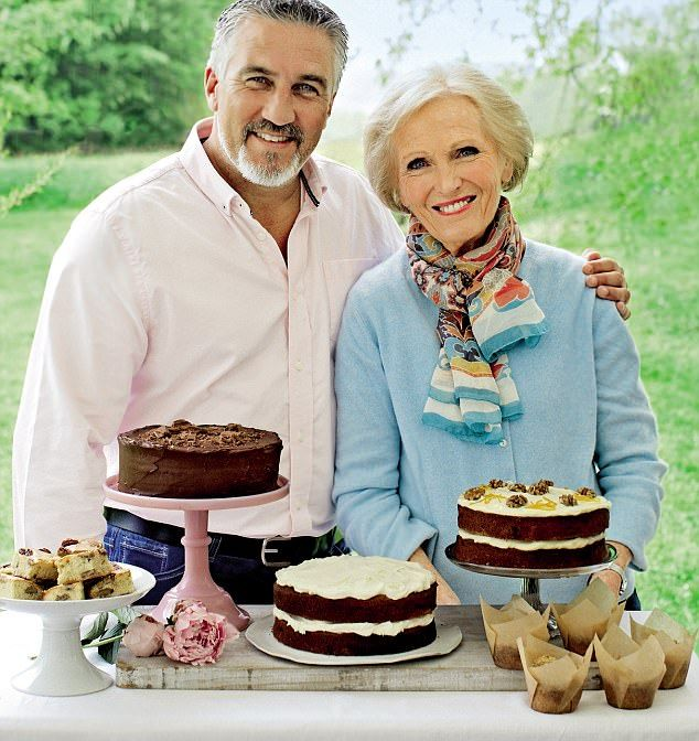 Lone wolf: At the moment baker Paul Hollywood is the only judge officially set to return t...